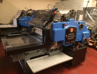 Heidelberg SBG cylinder - fully refurbished